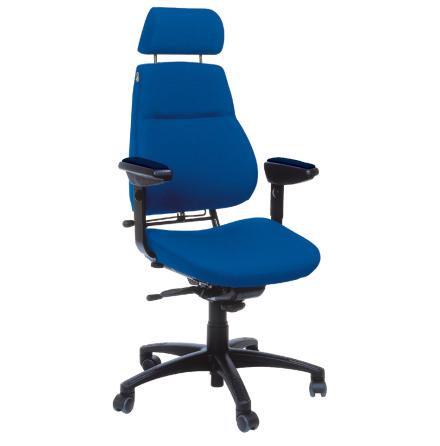 Sverigestolen 814 Komplett blå