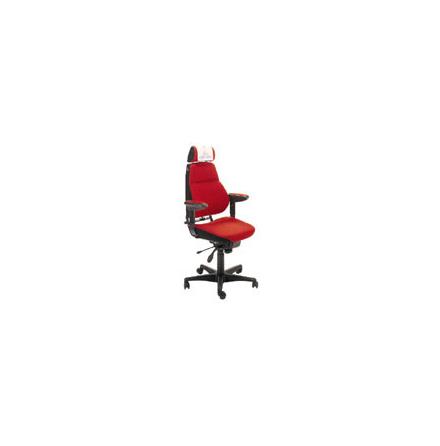 Sverigestolen 814 Komplett röd